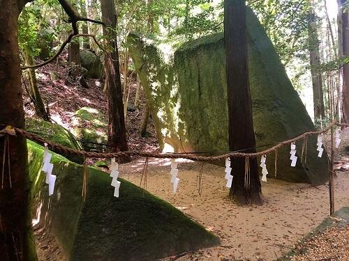 奈良県天石立神社