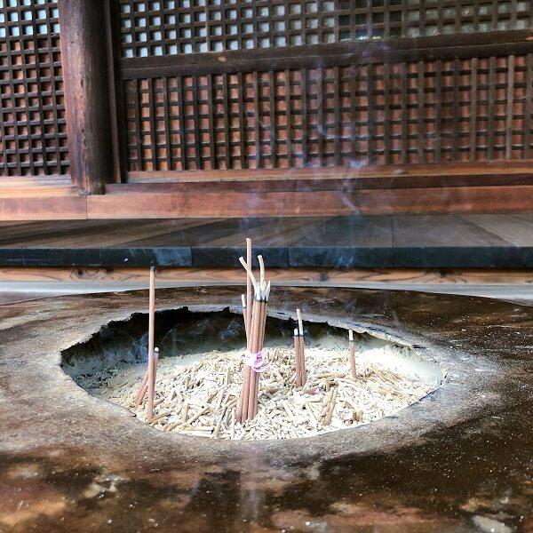 大阪平野の地獄寺、全興寺
